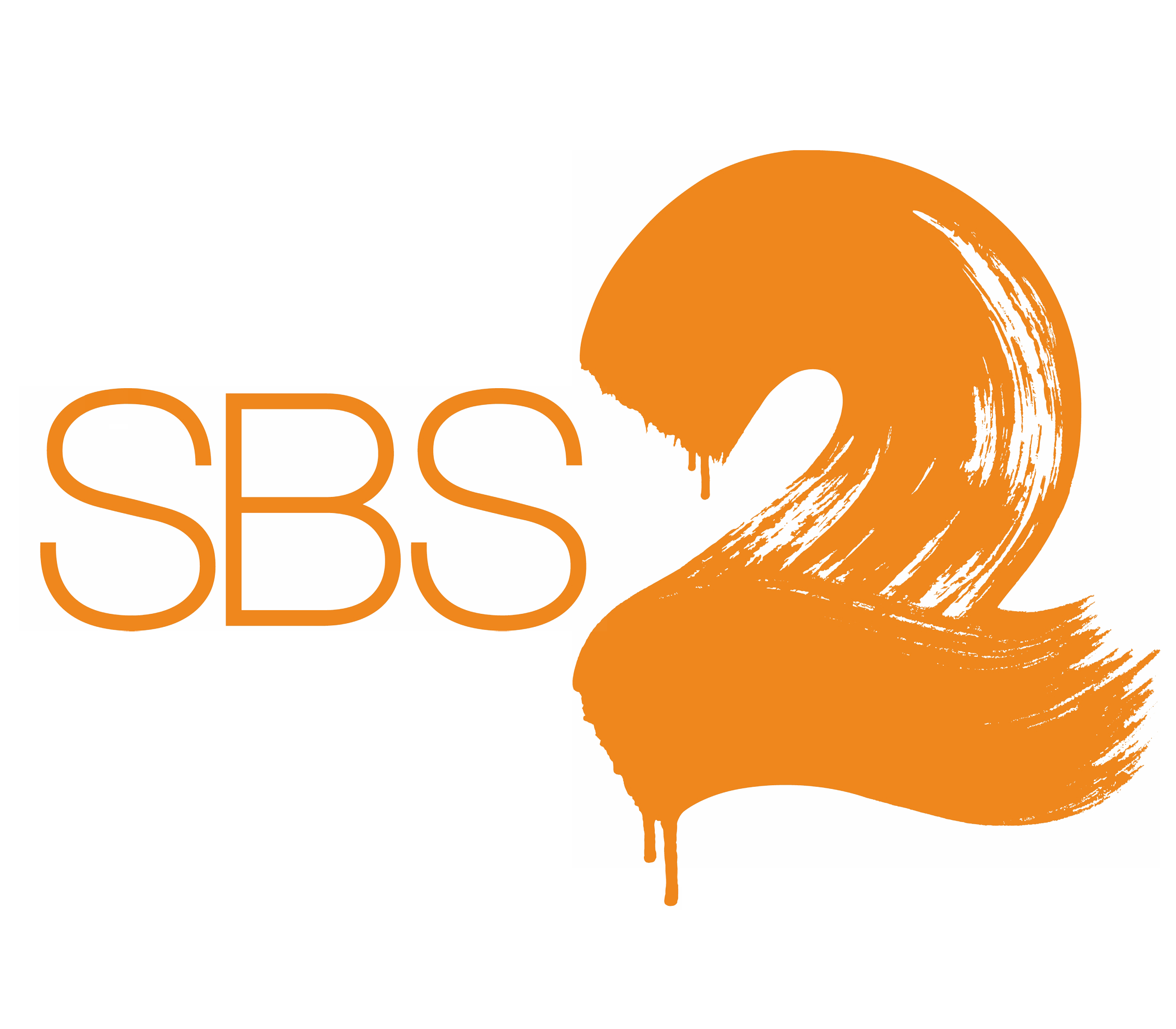 Two Logo SBS2 logo wordm...