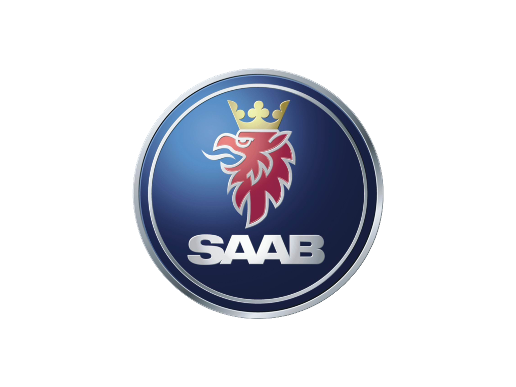 Saab Automobile logo old