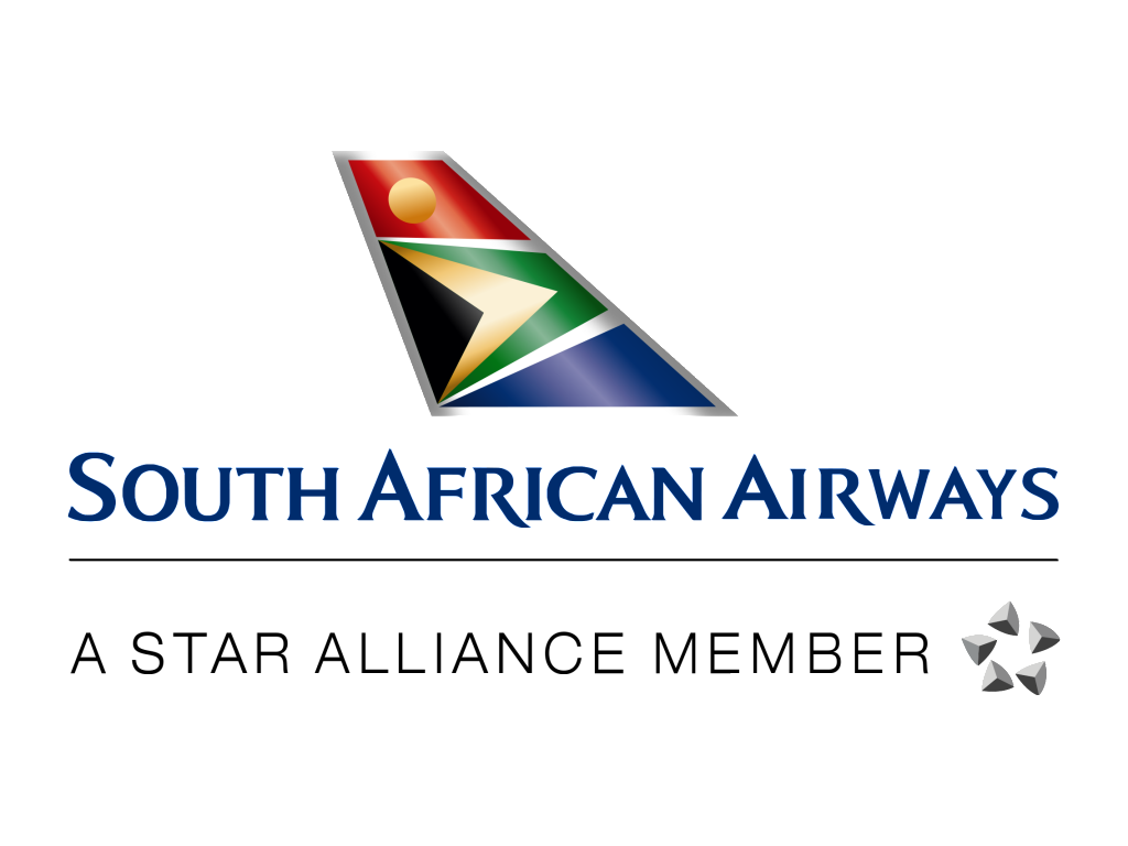 South African Airways Logo wordmark