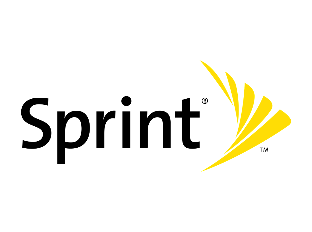 Sprint logo wordmark