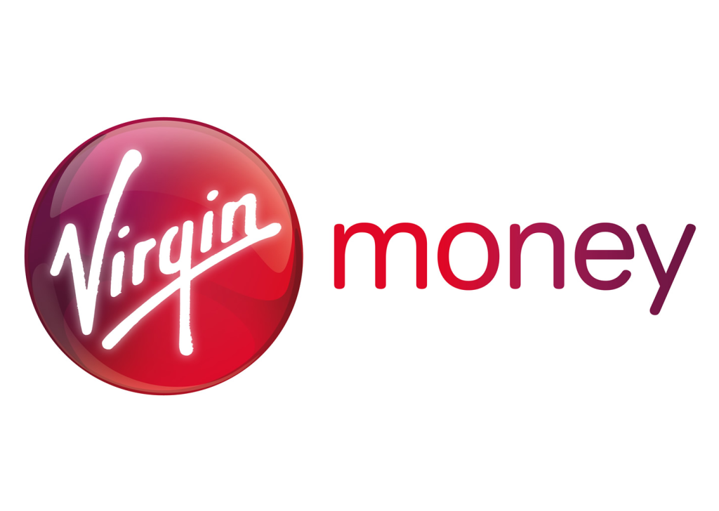 Virgin money logo wordmark
