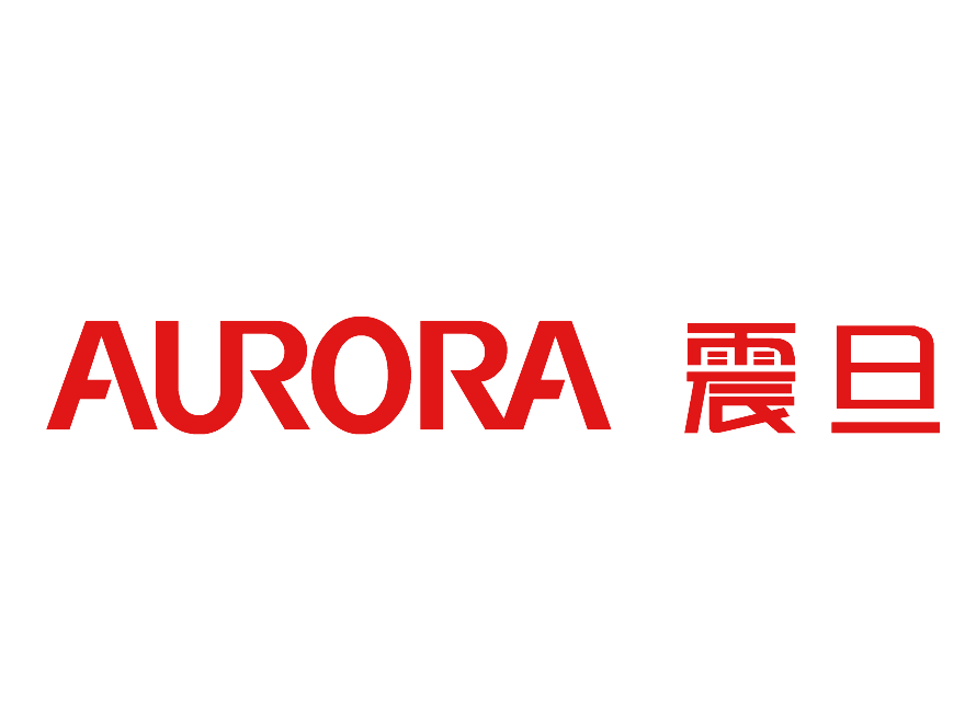 AURORA logo red