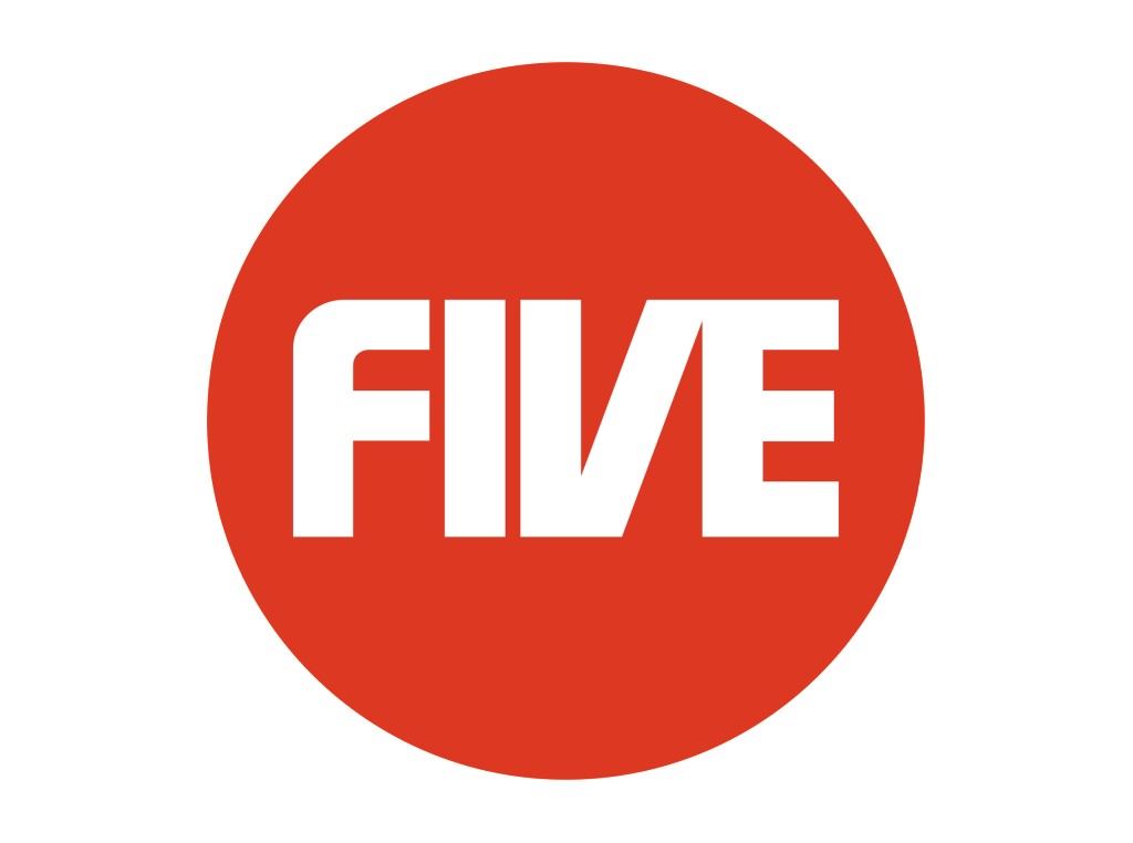 Channel 5 logo 2008-2011
