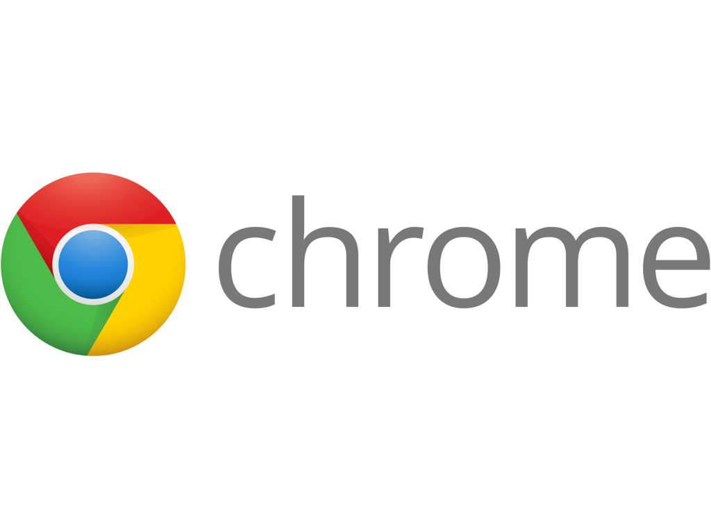 Chrome Logo wordmark