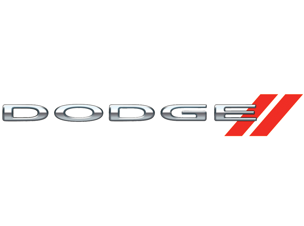 Dodge logo wordmark