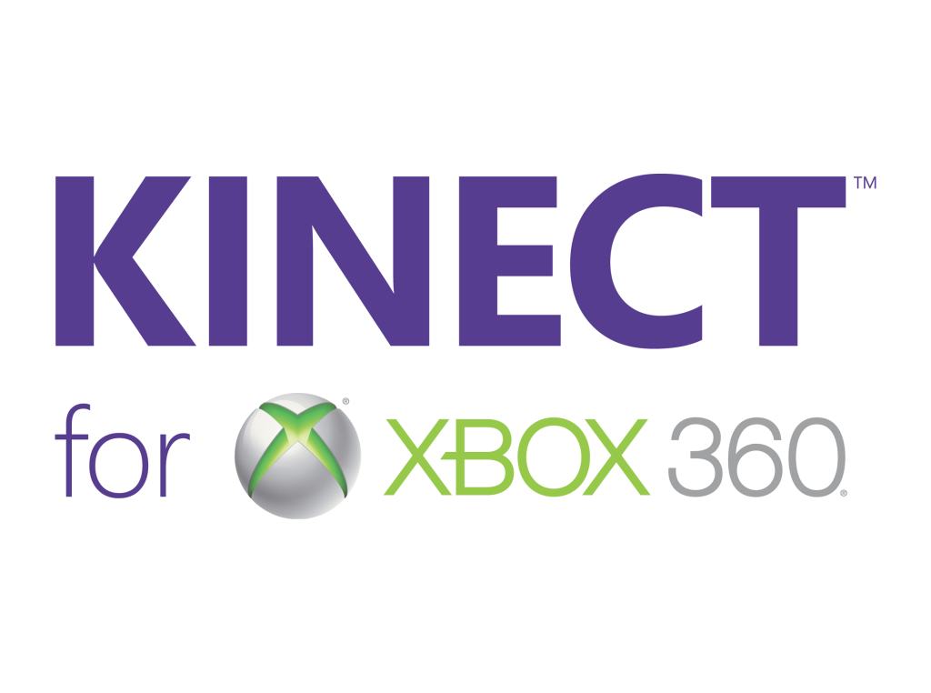Kinect logo for Xbox 360