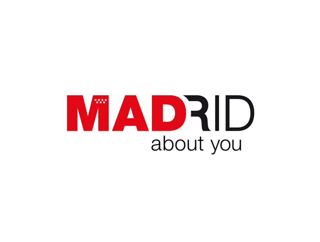 Madrid logo slogan