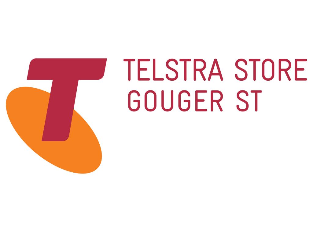 Telstra logo 2011 Orange