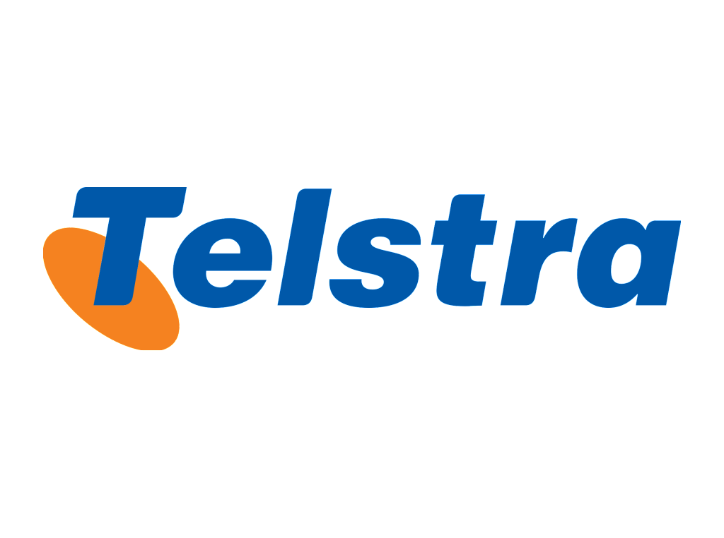 Telstra logo old