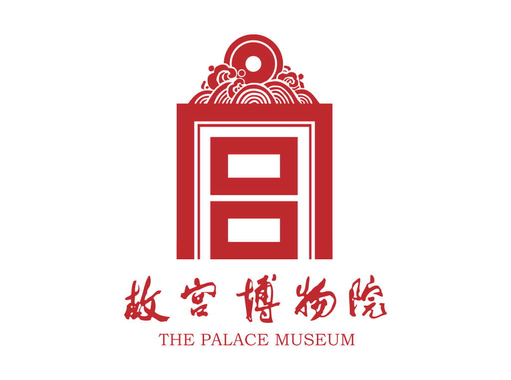 The Palace Museum Logo Red