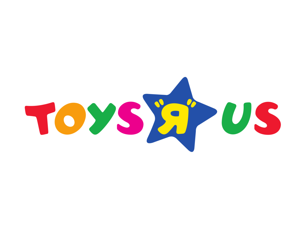 Toysrus logo previous