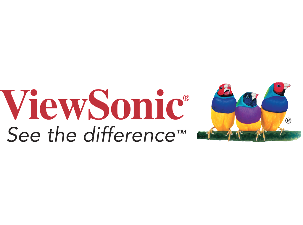 ViewSonic logo wordmark