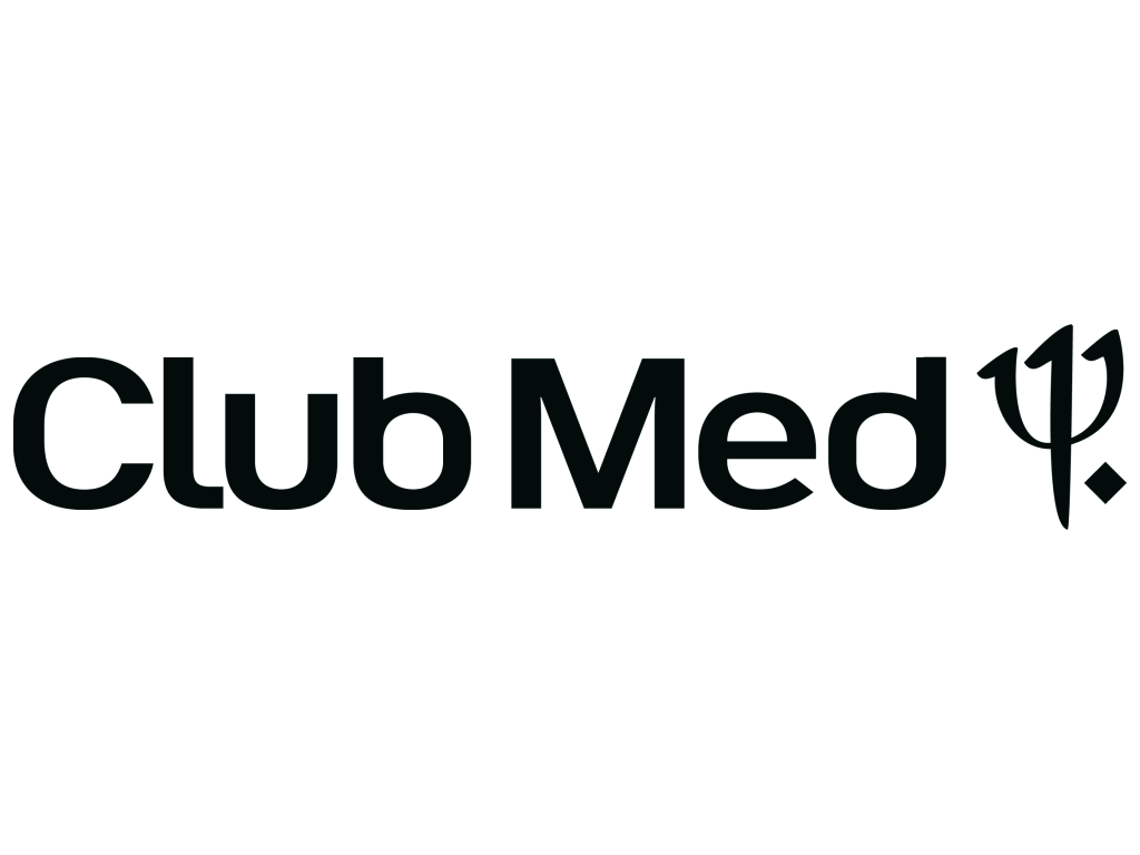 Club Med logo wordmark