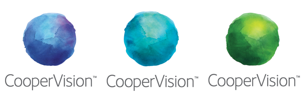 CooperVision logo colorful