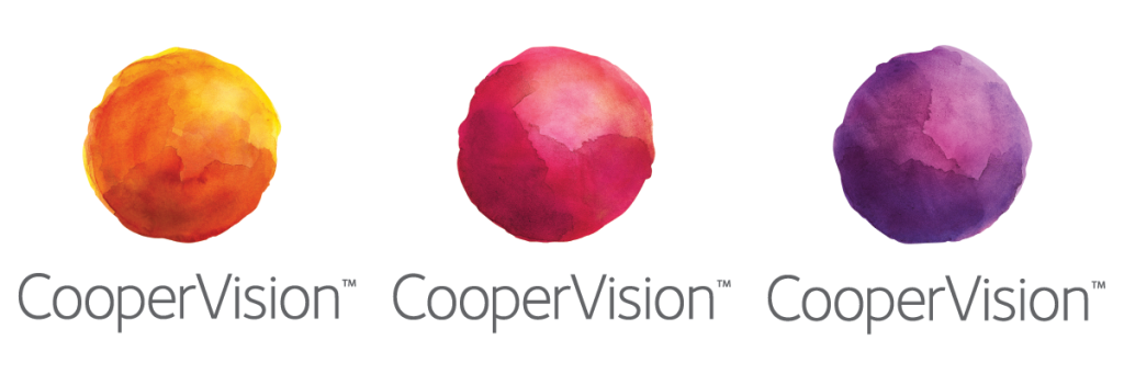 CooperVision logos