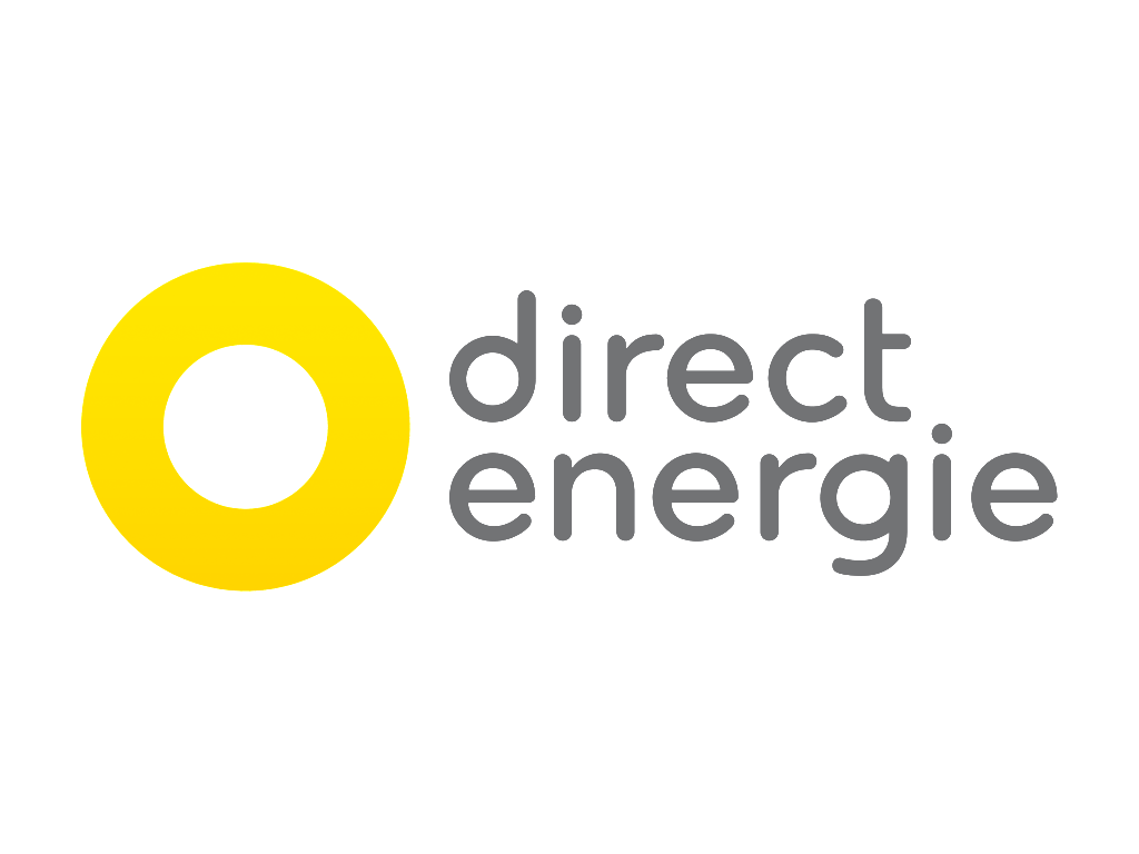 Direct Energie logo logotype