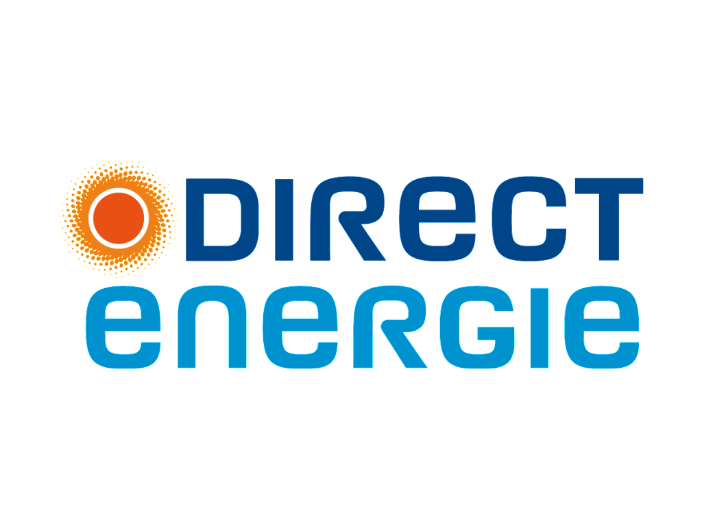 Direct Energie logo old