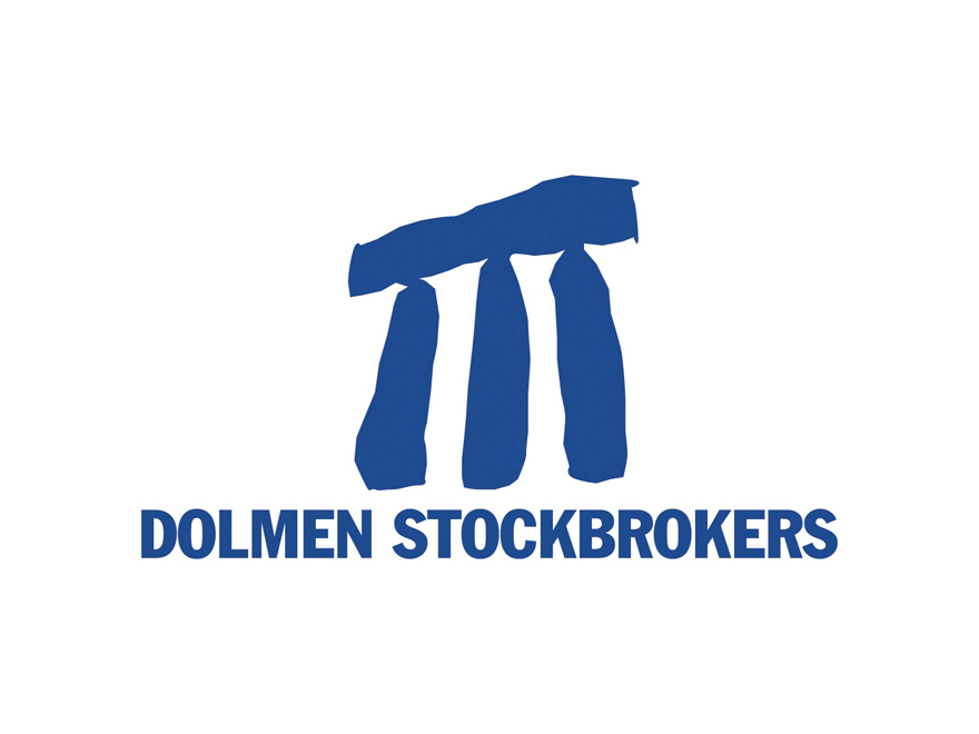 Dolmen Stockbrokers logo logotype