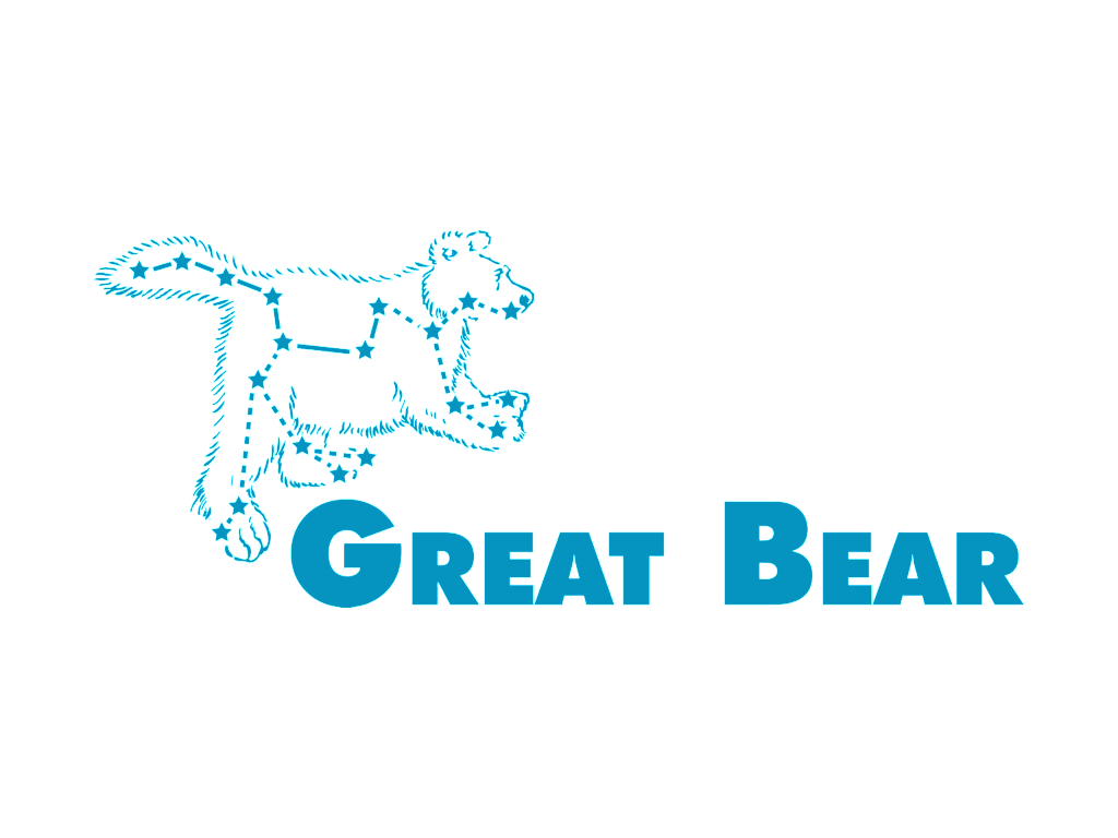 Great Bear logo wordmark