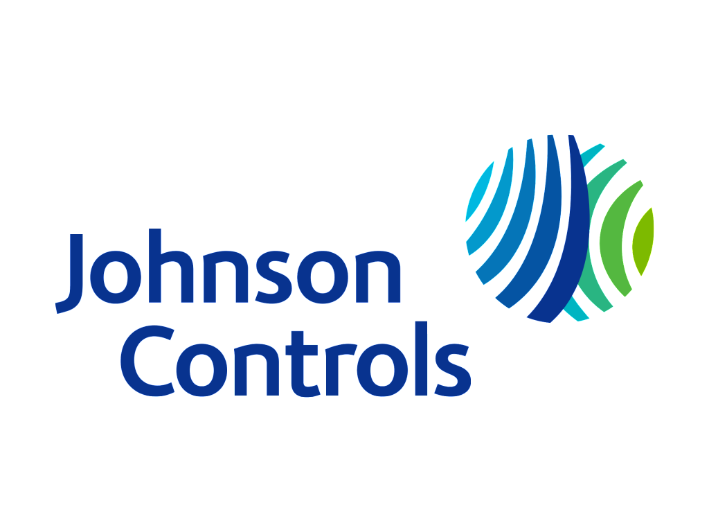 Johnson Controls logo logotype