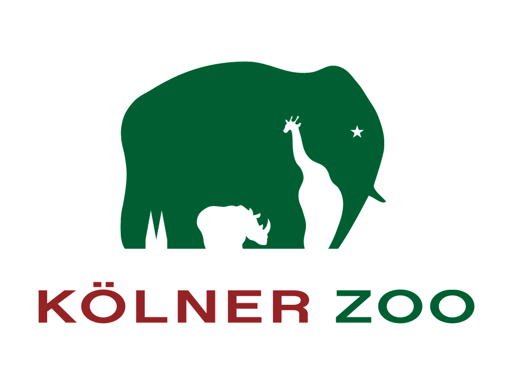 Kolner Zoo logo wordmark