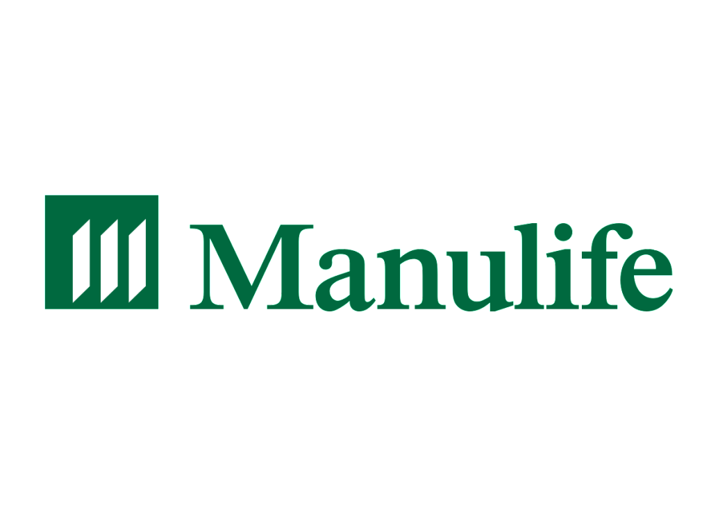 Manulife logo wordmark
