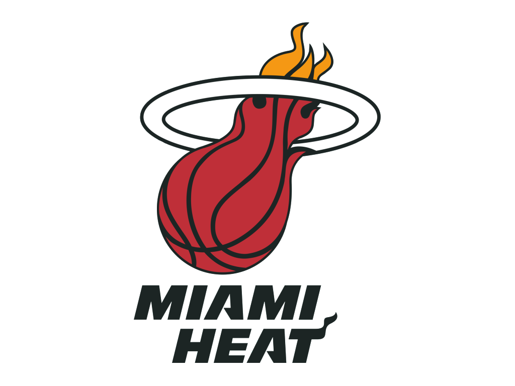 Miami Heat logo logotype