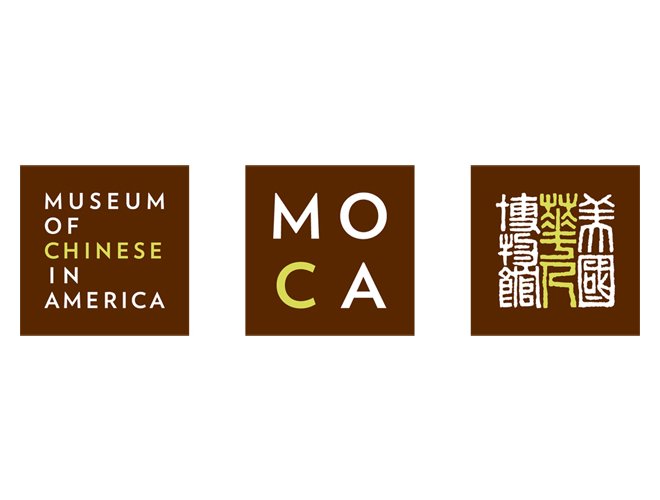 Museum of Chinese in America logos