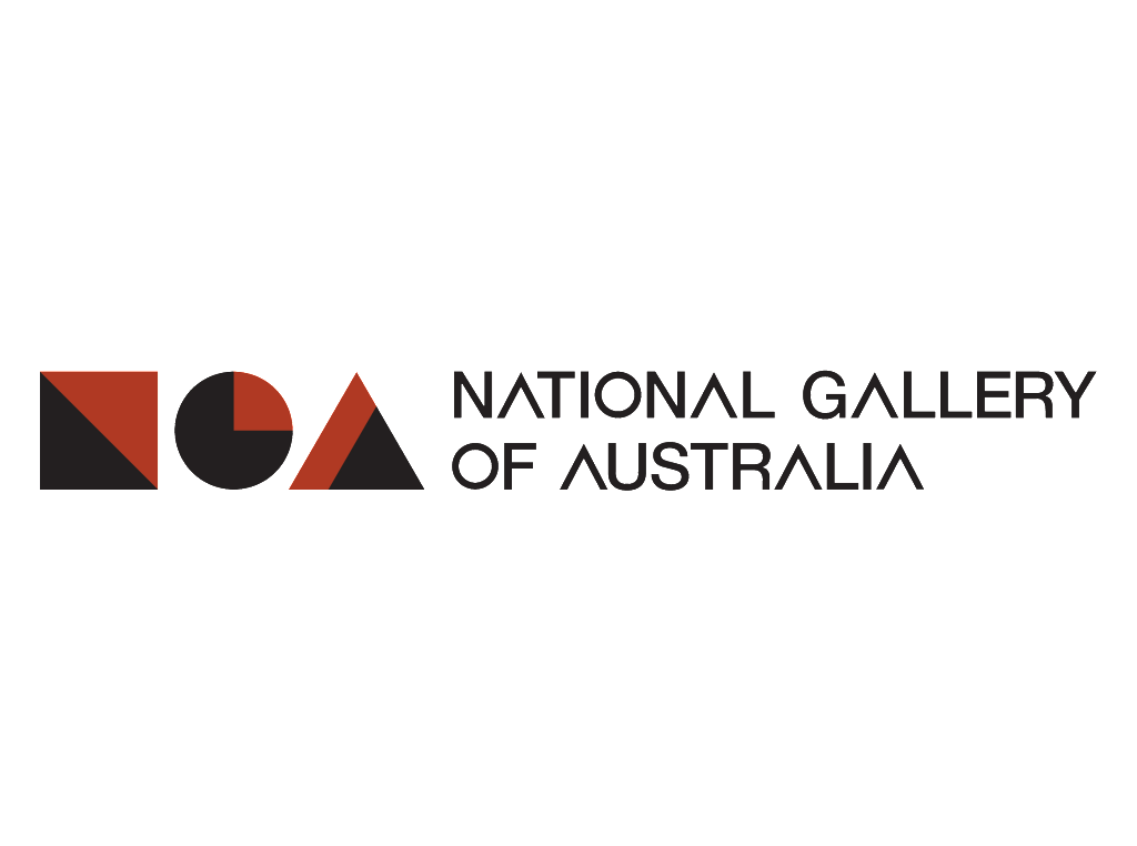National Gallery of Australia logo