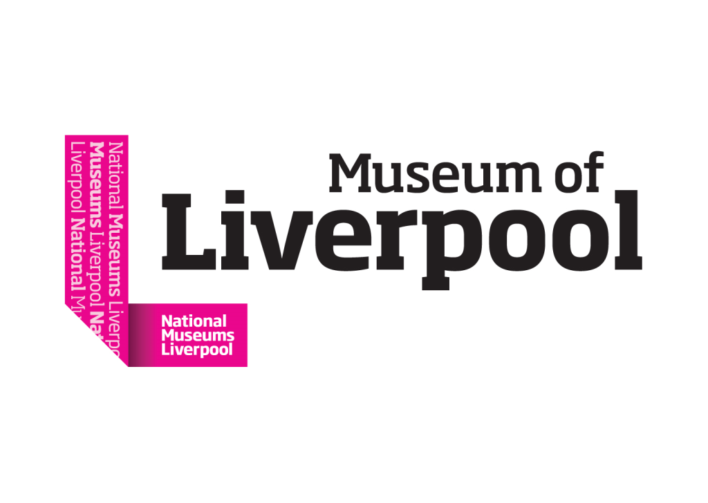 National Museums Liverpool logo Museum of Liverpool logo