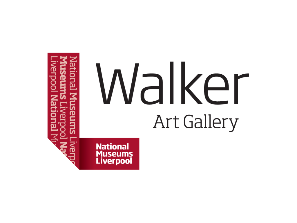 National Museums Liverpool logo Walker Art Gallery logo