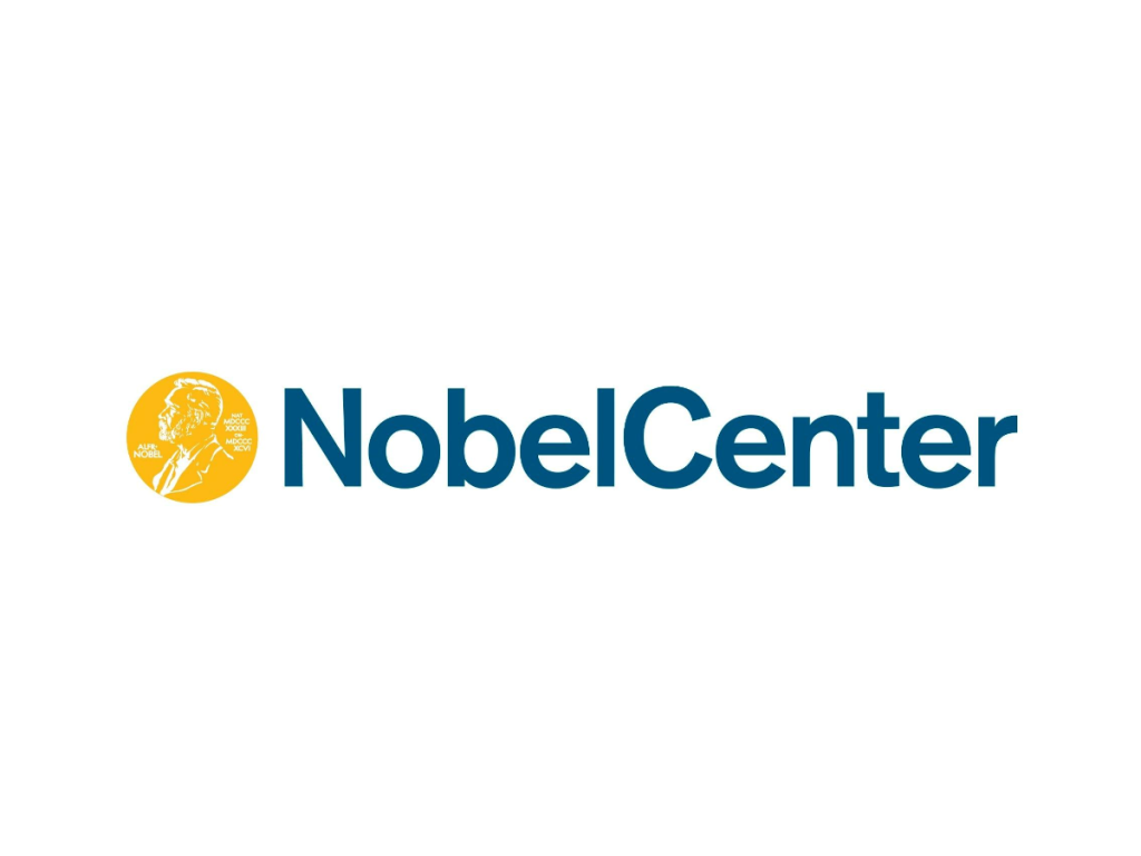 Nobel Center logo