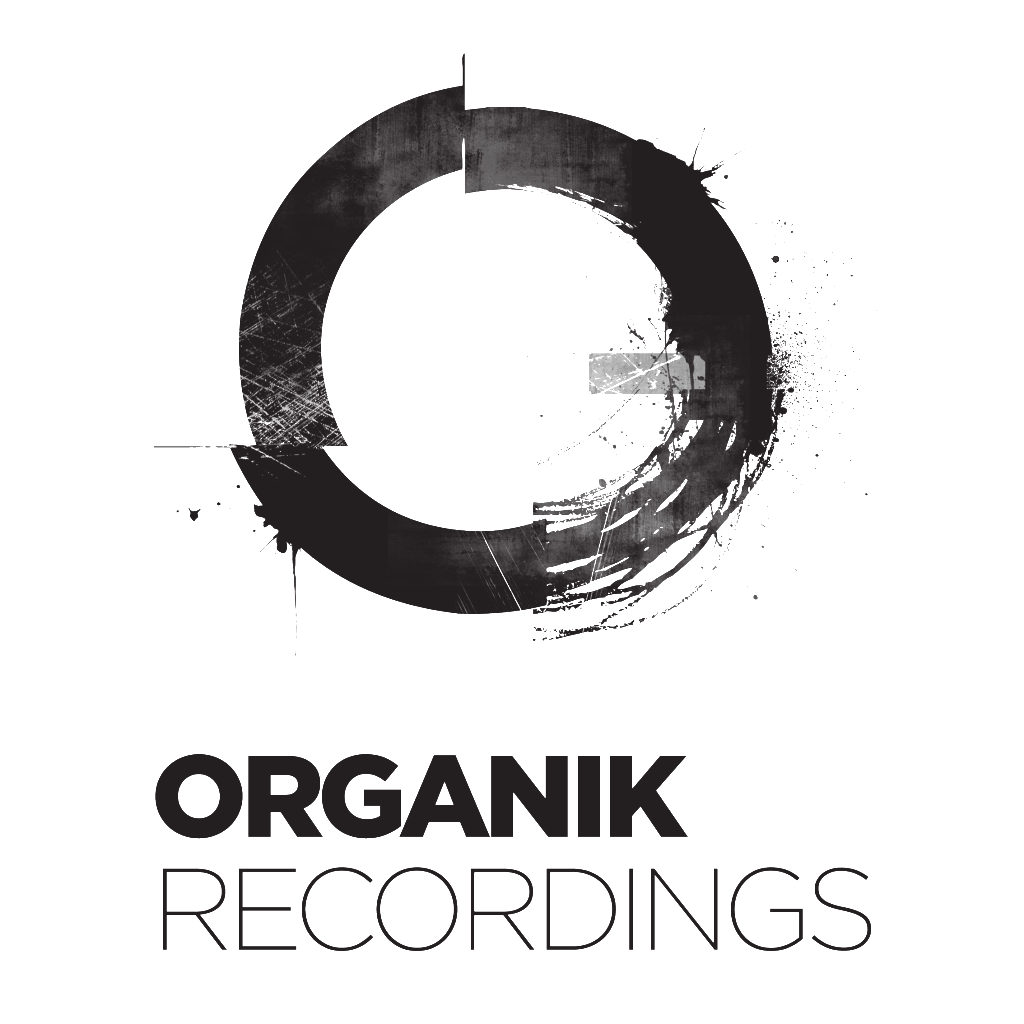 Organik Recordings logo wordmark