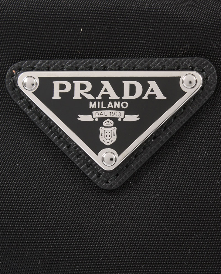 Prada logo Badge