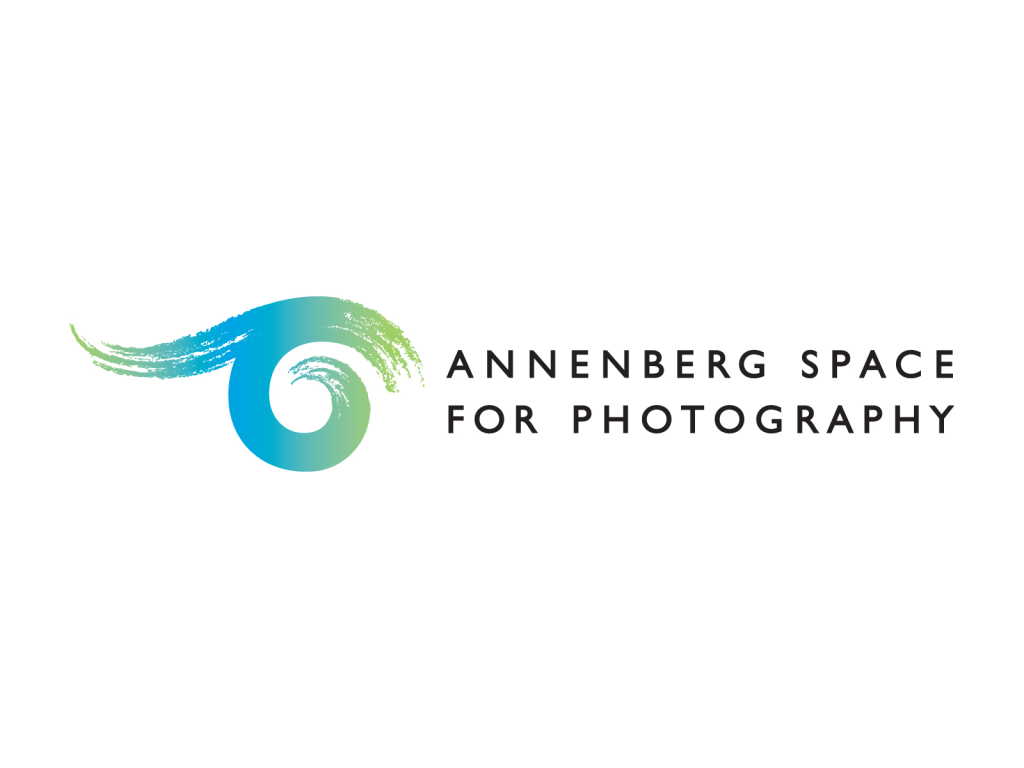 Annenberg Space for Photography logo logotype
