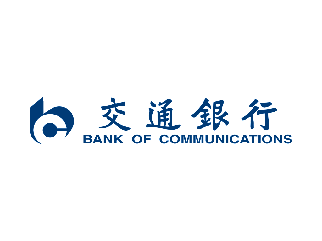 Bank of Communications logo logotype