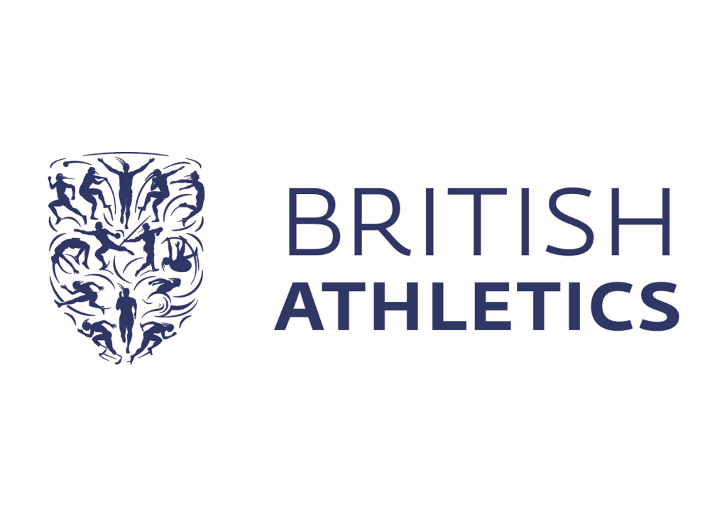 British Athletics logo logotype