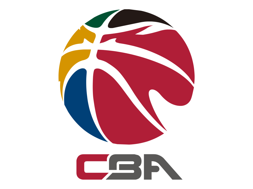 Chinese Basketball Association logo logotype