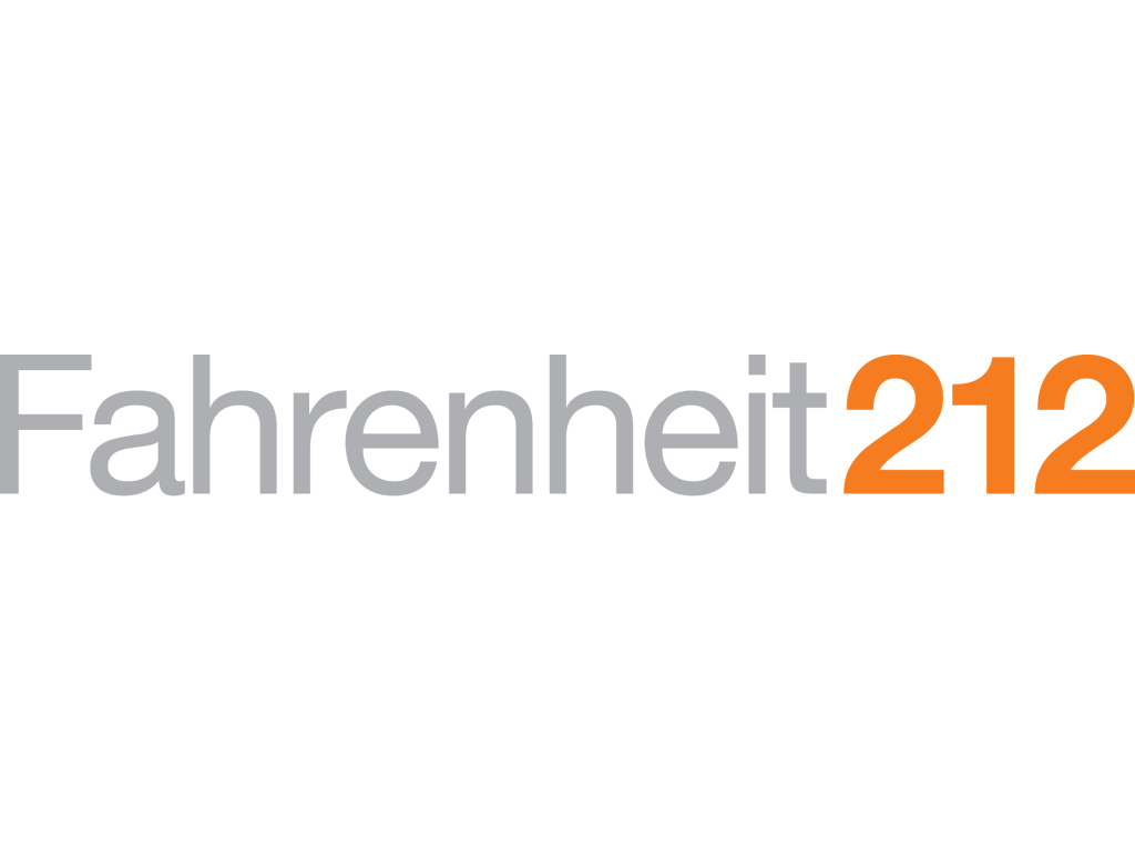 Fahrenheit 212 logo logok for Innovation consulting firms nyc