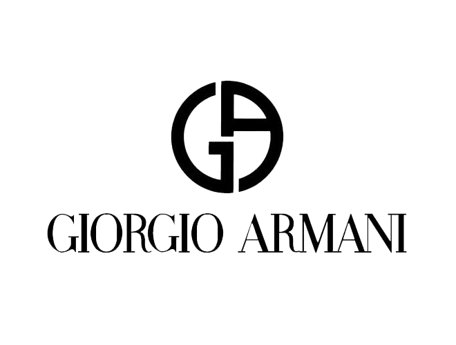 Image result for giorgio armani logo