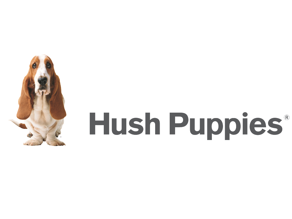 Hush Puppies logo logotype