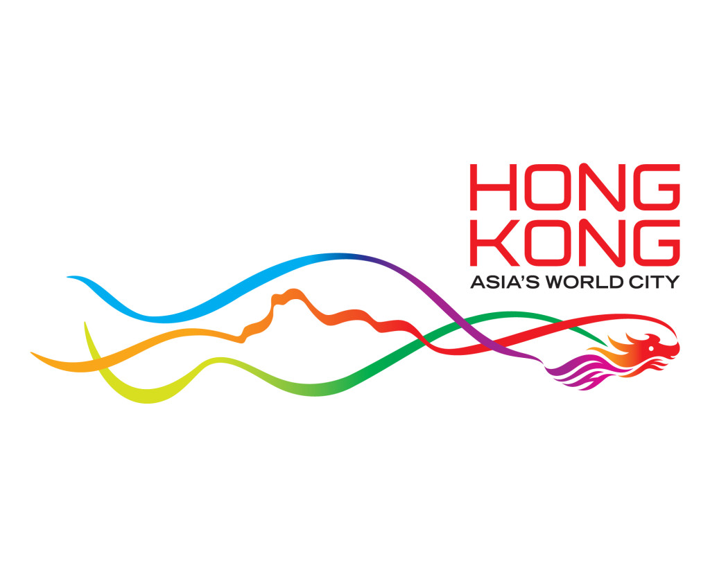 New Brand Hong Kong logo logotype