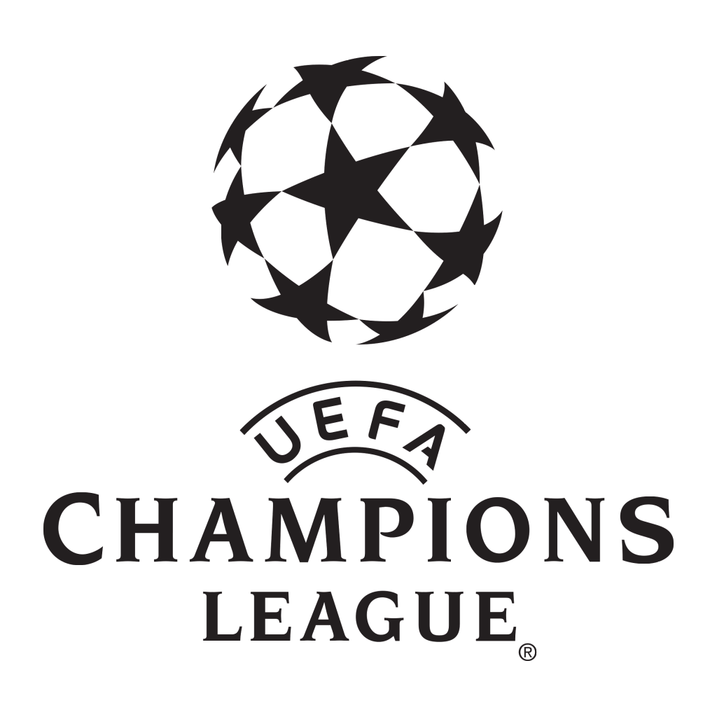 UEFA Champions League logo logotype