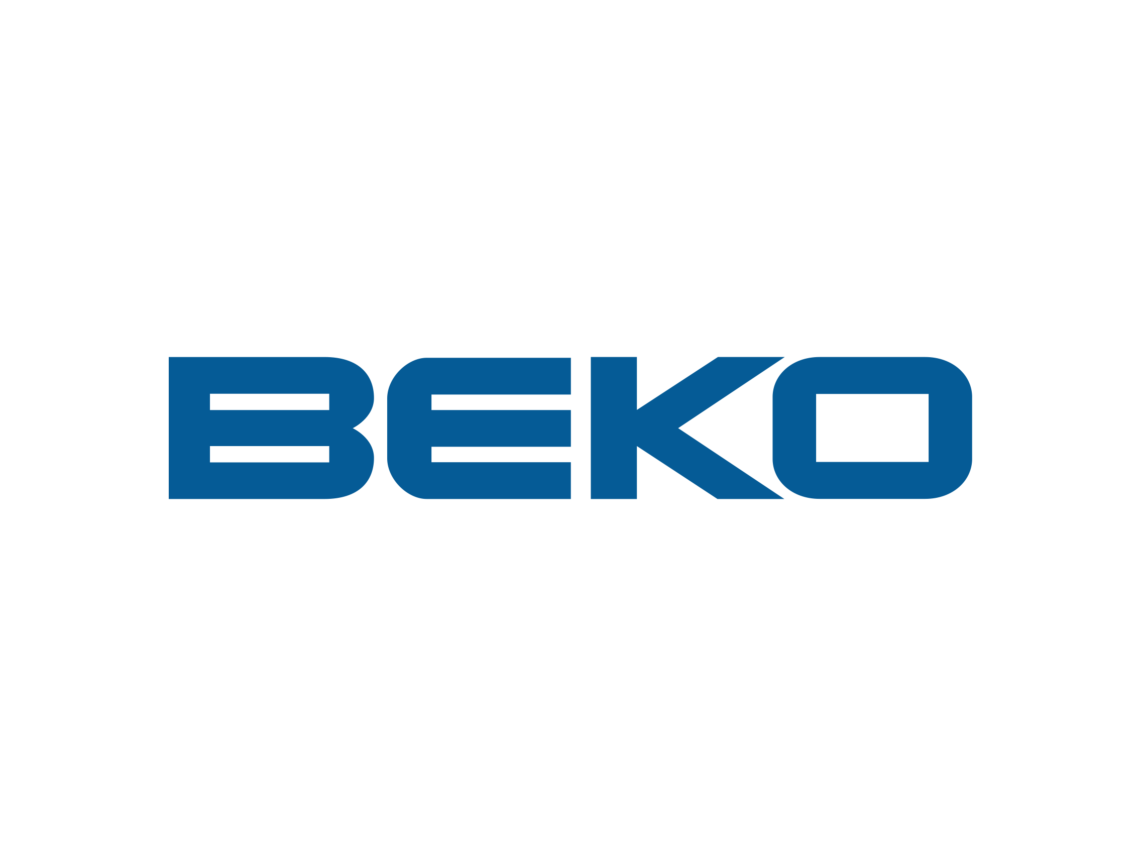 Beko logo old wordmark...