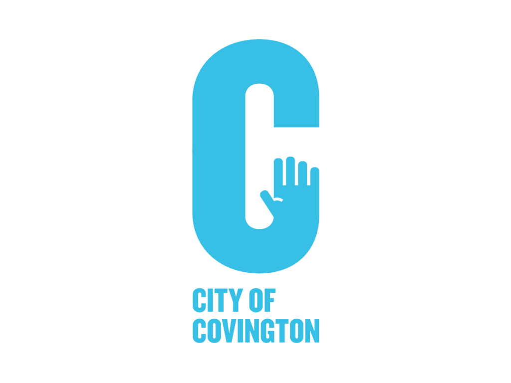 City of Covington logo logotype