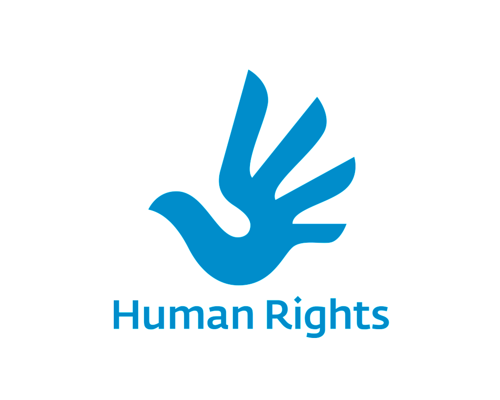 Human Rights Logo logotype