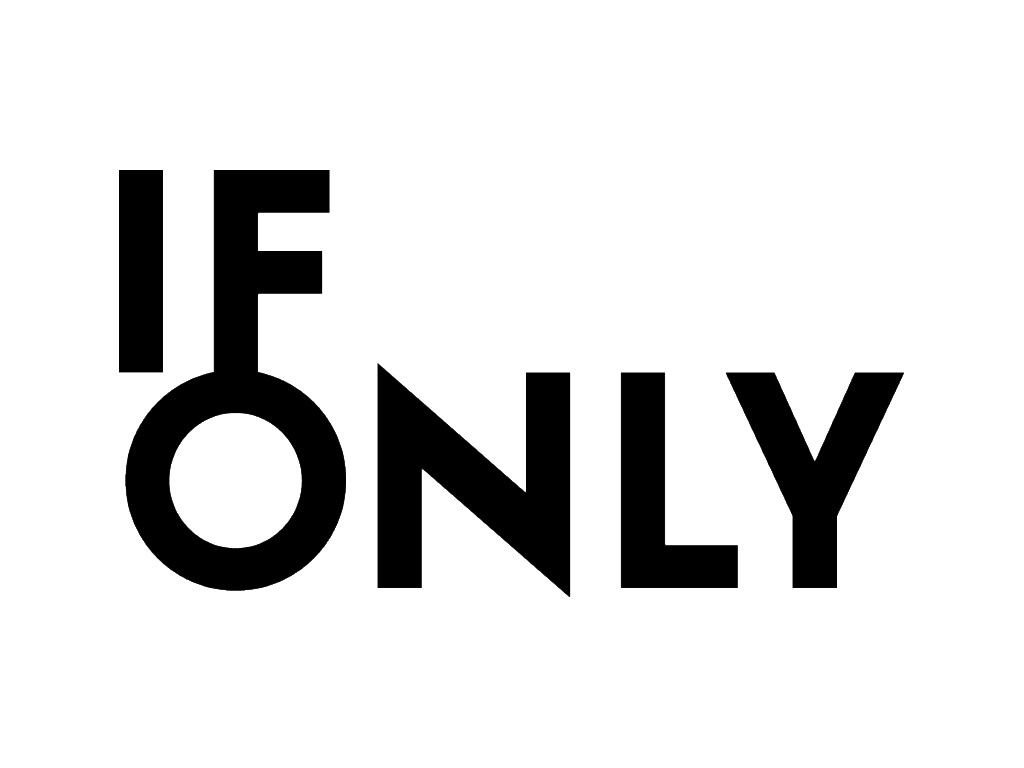 IfOnly logo wordmark