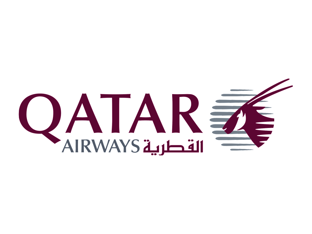 Qatar Airways logo logotype