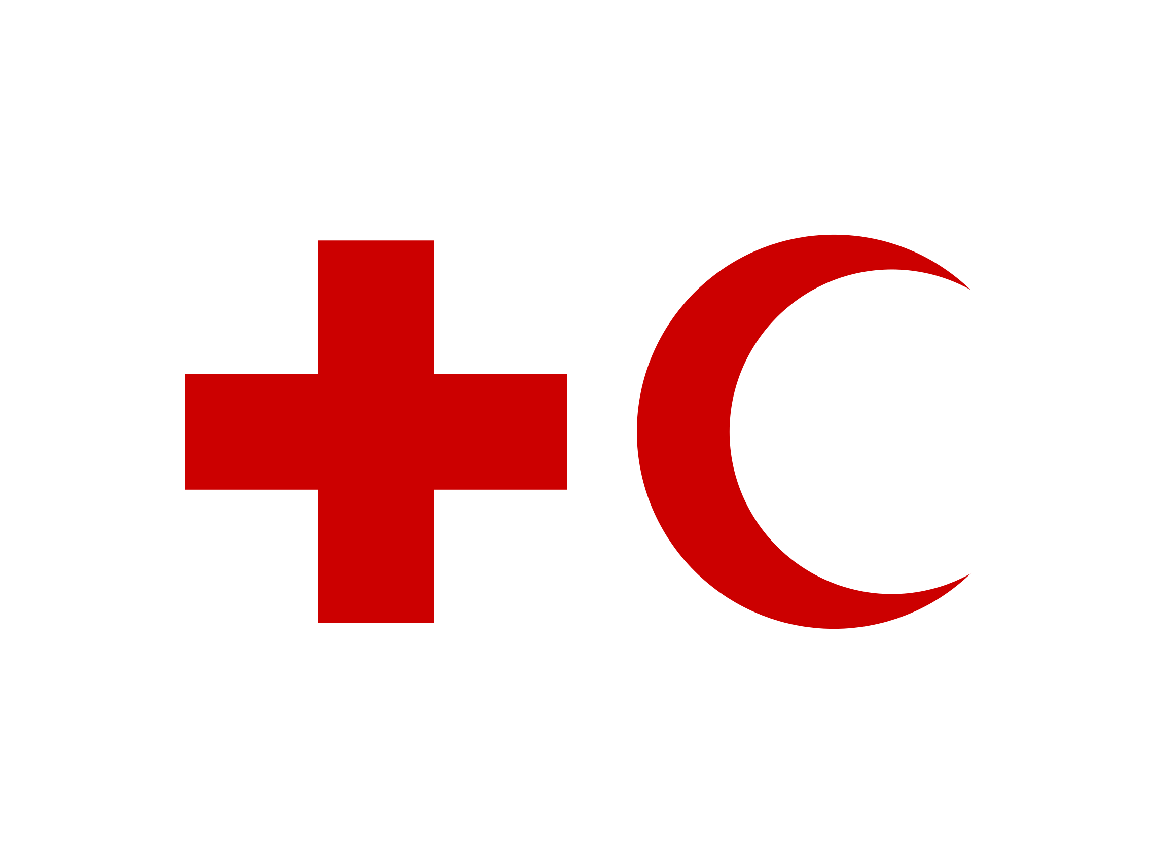 Red Cross And Red Crescent Logo Logok