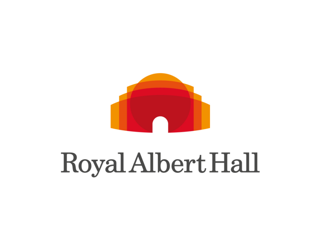 Royal Albert Hall logo logotype